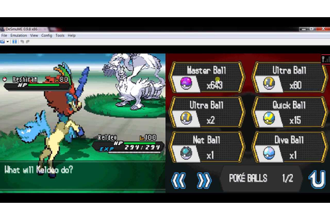 Wild pokemon modifier Action replay code for pokemon black ...