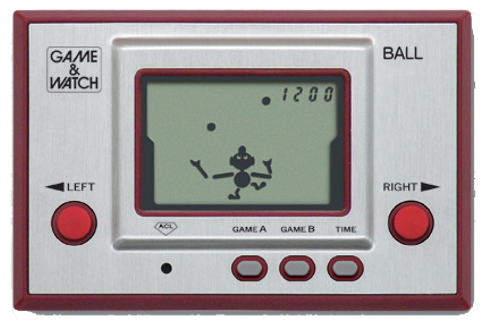 Nintendo Game and Watch - Bespoke Arcades