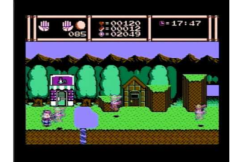 Woody Poko gameplay , famicom Japan - YouTube