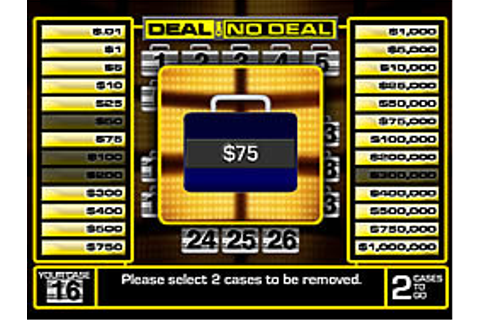 Deal or No Deal 2 Game - Play online at Y8.com