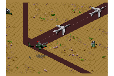 Desert Strike - Return to the Gulf Download Game ...
