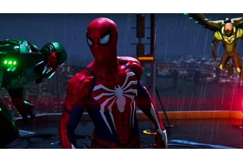 New Spider-Man Video Game Trailer Teases The Sinister Six