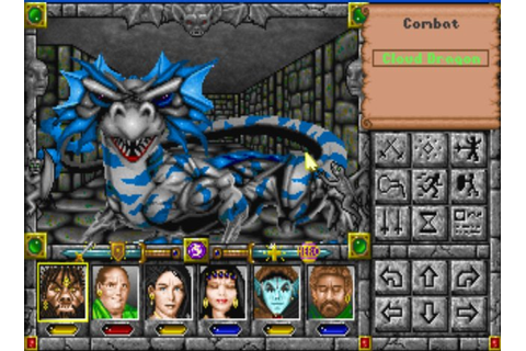 Might and Magic I + III + Swords of Xeen RPG [Portable ...