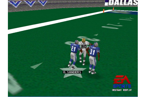 Play Madden Football 64 Online N64 Game Rom - Nintendo 64 ...
