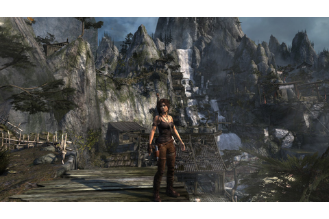 Pop Culture Junkie: Game Review: Tomb Raider (2013, PC)