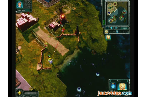 Gameplay Command & Conquer : Alerte Rouge 3 : Infiltration ...