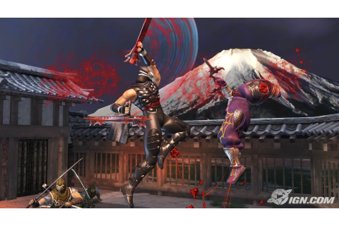 .: The Official Ninja Gaiden II Thread (Reviews are coming ...