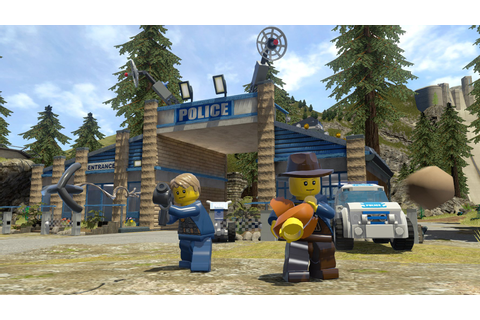 Lego City Undercover Review - GamerBolt