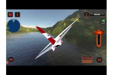 Airplane Pilot Training Academy - Game Video - YouTube