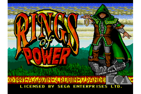 Rings of Power Download Game | GameFabrique