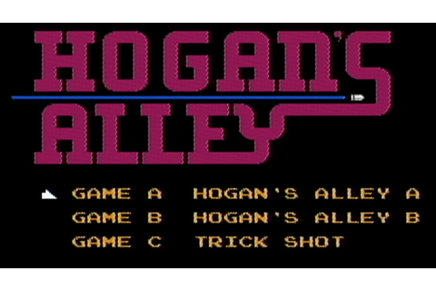 Hogan's Alley - NES Gameplay - YouTube