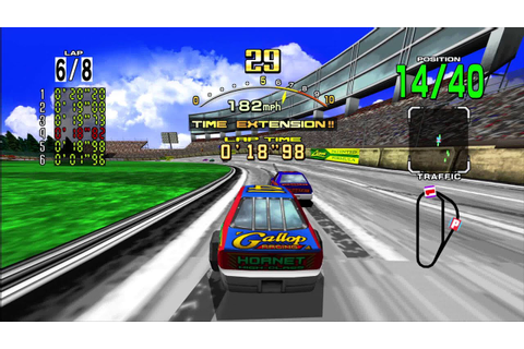 Daytona USA Dev Diary - YouTube