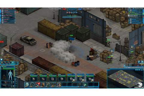 Affected Zone Tactics Free2Play - Affected Zone Tactics ...