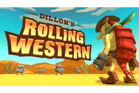 Games of the Past REVIEW: Dillon's Rolling Western ...