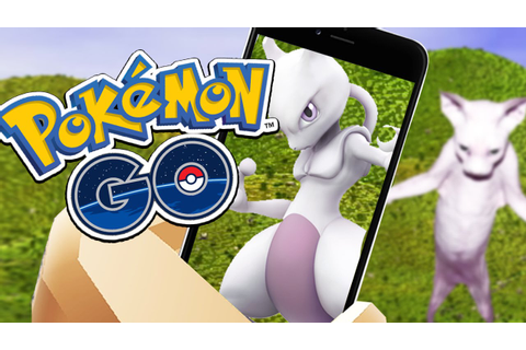 NEW POKEMON GO GAME (FEELS SO REAL) - YouTube