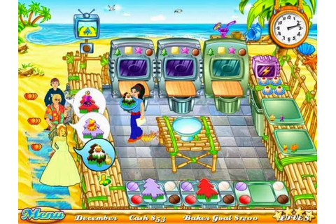 Cake Mania 3 Game - Free Download Full Version For PC