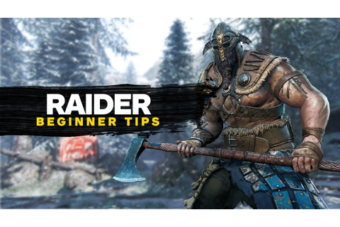 For Honor Guide: Vikings Raider Beginner Tips - IGN.com