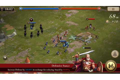 Age of Empires: World Domination out now on Android ...