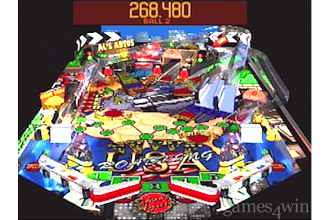 Hyper 3D Pinball Download on Games4Win