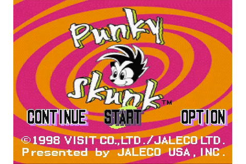 Punky Skunk Download Game | GameFabrique