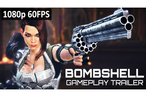 Bombshell Official Gameplay Trailer - YouTube