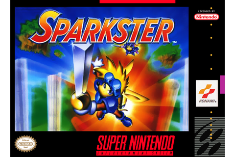 Play Sparkster Nintendo Super NES online | Play retro ...