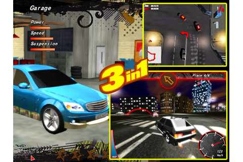 Street Racing Games Pack - Download