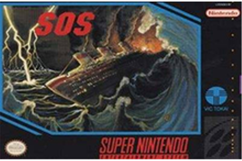 SOS (1993 video game) - Wikipedia