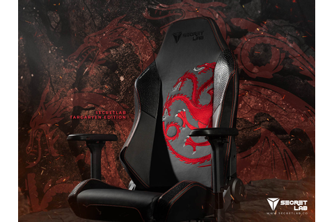 Secretlab Aims For The Throne With New Game of Thrones ...