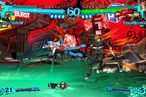 Persona 4 Arena Ultimax will include story DLC, RPG-like ...