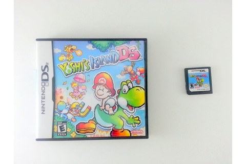Yoshi's Island DS game for Nintendo DS | The Game Guy
