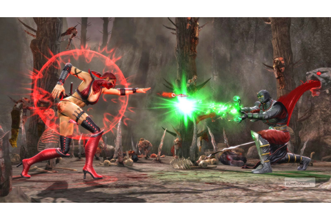 Mortal Kombat Shaolin Monks Free Download Full Version PC Game