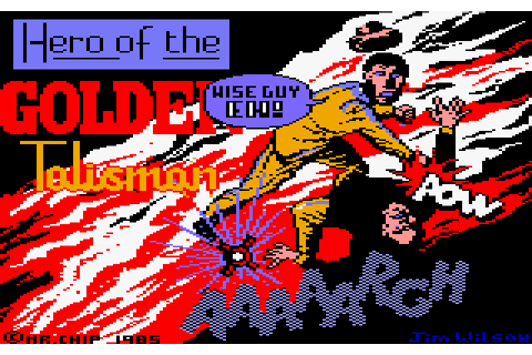 Hero of the Golden Talisman (1986) by Mr. Chip Software ...