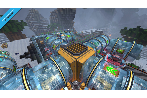 FortressCraft Evolved-PLAZA « Skidrow & Reloaded Games