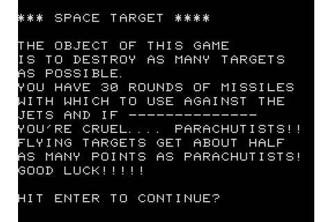 Simutek Package One Screenshots for TRS-80 - MobyGames