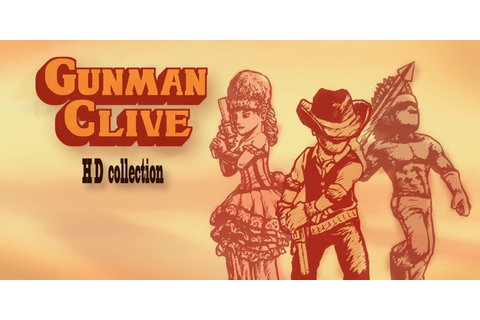 Gunman Clive HD Collection | Wii U download software ...