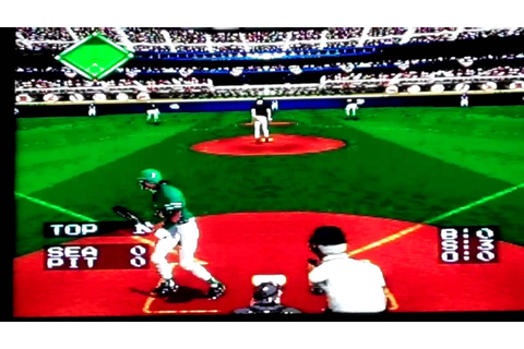 SNES Ken Griffey Jr.'s Winning Run: The Game I Could Never ...