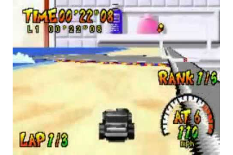 Game Boy Advance Hot Wheels Burnin' Rubber - YouTube