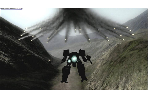[Game On!] Armored Core 4 - REGULATION 1.40X IS OUT ...