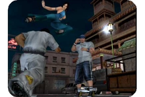 Urban Reign Review / Preview for PlayStation 2 (PS2)