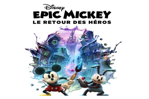Edition Collector Epic Mickey 2 sur Wii U ! - Nozzhy