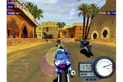 Moto Racer 2 PC 1998 - YouTube