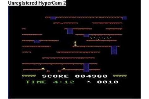 Obscure Game Theater - Hall of the Mountain King - C64 ...