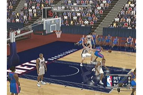 Screens: NBA Courtside 2002 - GameCube (20 of 34)