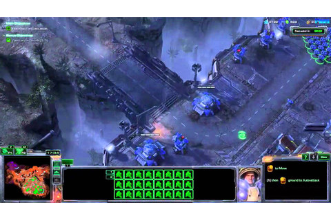 STARCRAFT II (2): Wings of Liberty Gameplay (PC HD) - YouTube