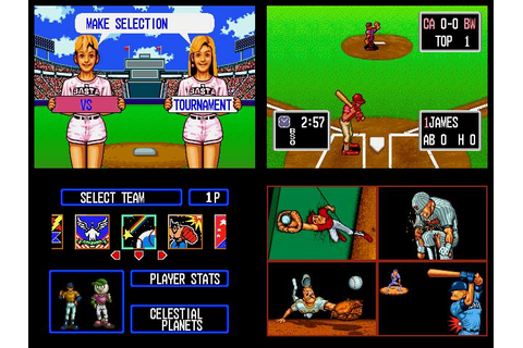 Baseball Stars Professional from SNK - Neo-Geo CD