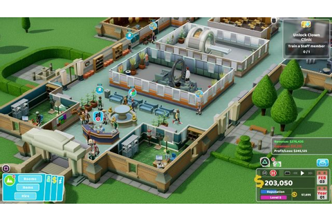 Two Point Hospital PS4 and Xbox One Release Date ...