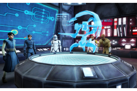 Clone Wars Adventures Is Free Star Wars MMO for Kids | WIRED