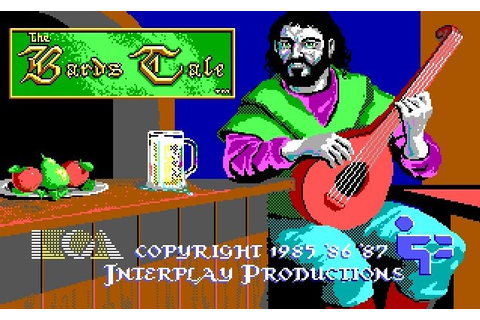 Original 'The Bard's Tale' Trilogy Heading to iOS Version ...