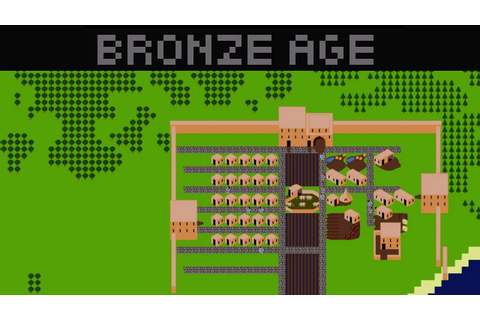 Bronze Age - (Dwarf Fortress Inspired City Builder Game ...